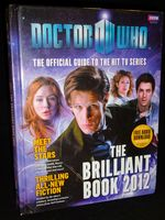 Doctor Who: The Brilliant Book 2012 - Hardcover